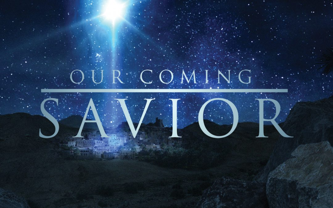 """Run to the Savior"" Our Coming Savior: Part 5 – Luke 2:8-20"