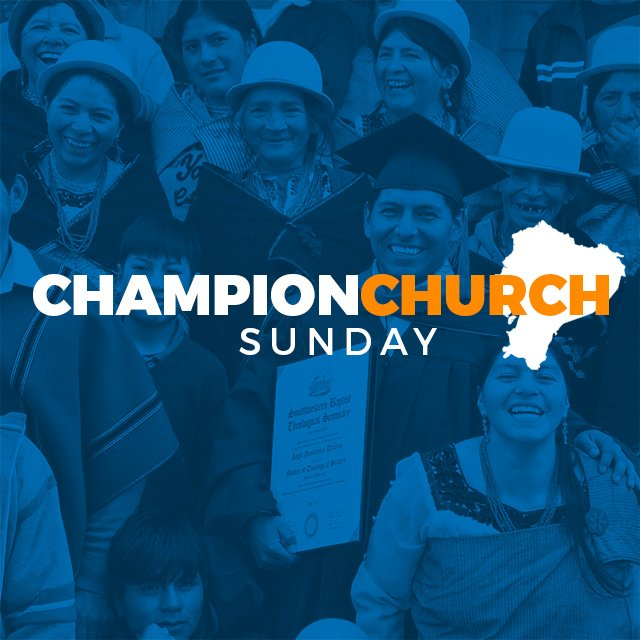 """Champion Church Sunday"" Ephesians 4:11-13 (07/02/2017)"