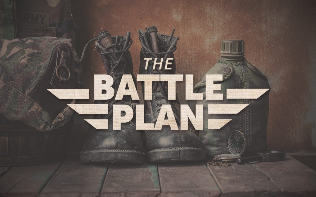 """Pray for Protection"" The Battle Plan: Week 4 (Matthew 6:13)"