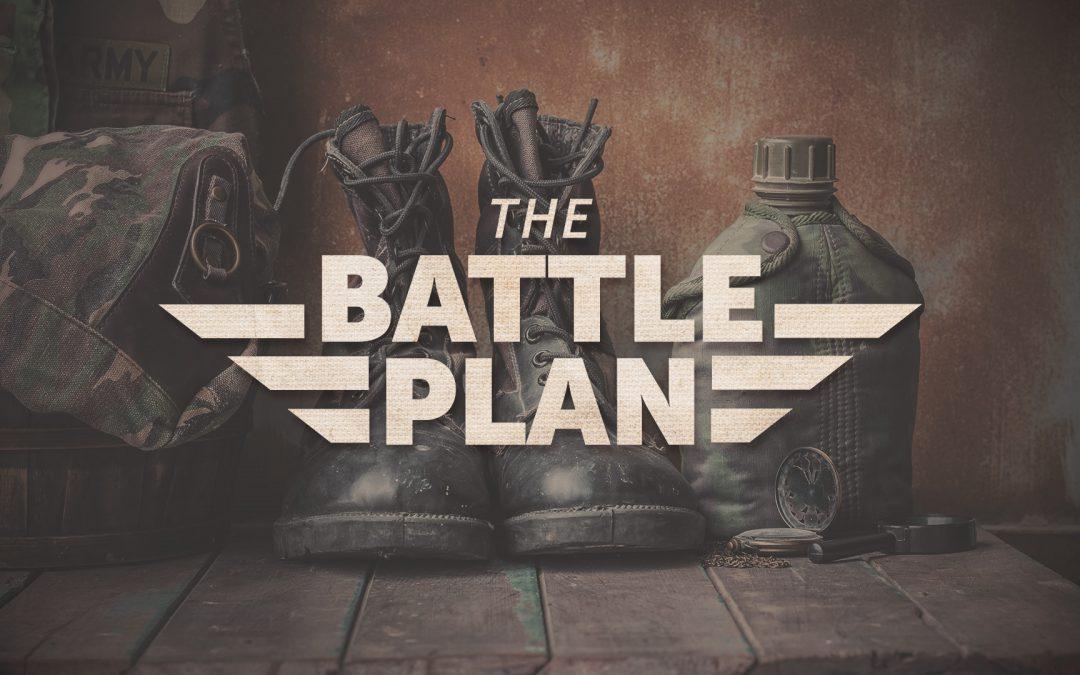 """""""Proper Prayer"""" The Battle Plan: Week 1 (Matthew 6:5-8)"""