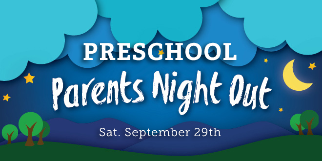 Pre-K Parents Night Out