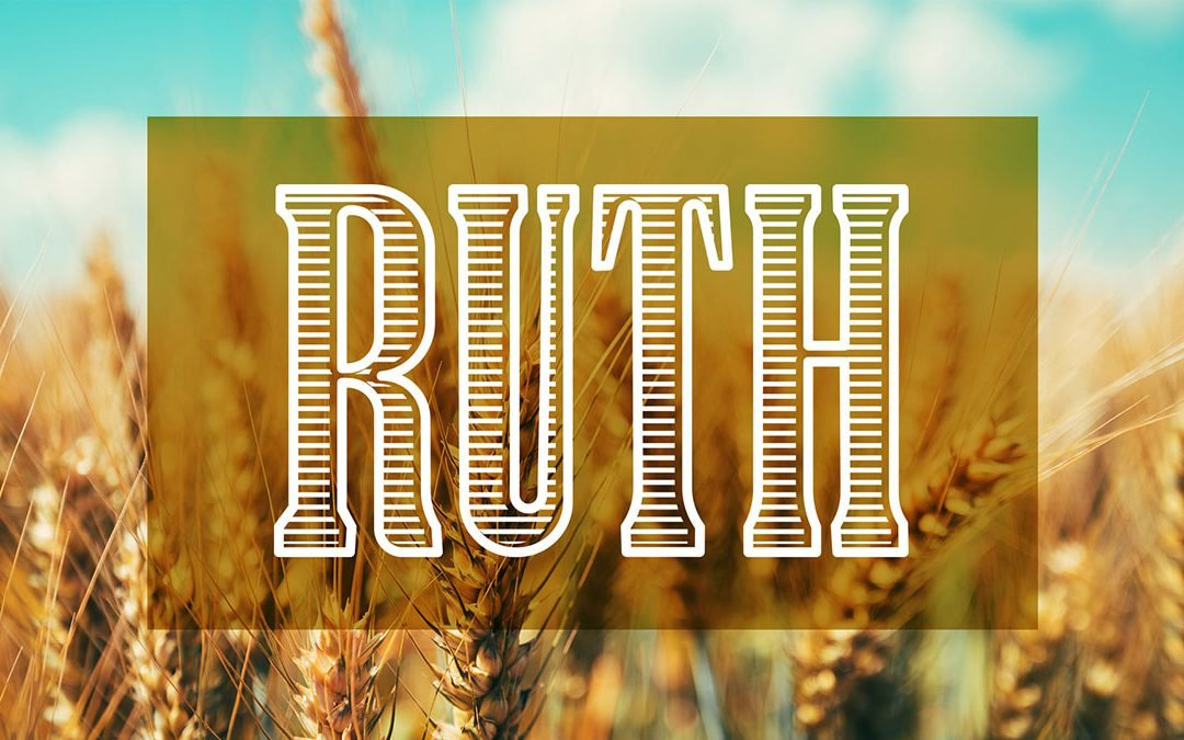 """Hesed and Providence"" Ruth: Week 3 (Ruth 2:14-23)"