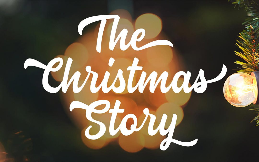 """Born to Die"" The Christmas Story: Week 4 (Romans 5:8-11)"