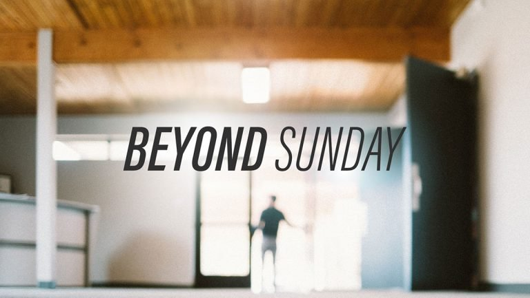 Beyond Sunday - Tabernacle Ennis