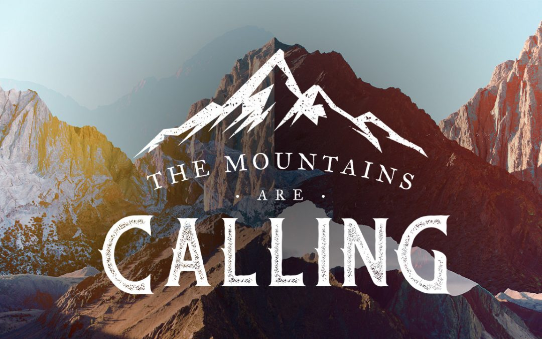 """Mount Carmel, Trust God"" The Mountains Are Calling: Week 3 (1 Kings 18)"
