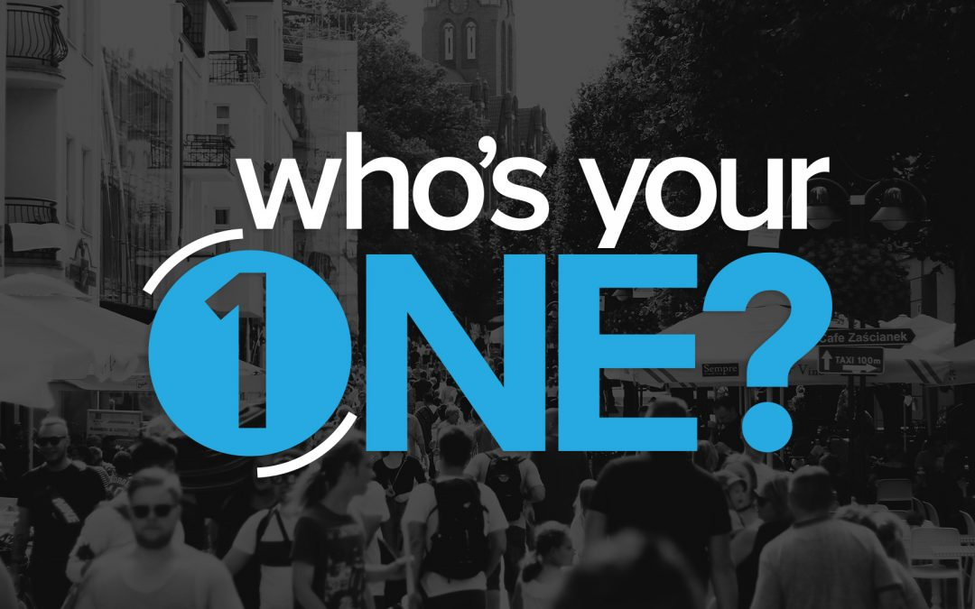 """""""Be Committed to Your One"""" Who's Your One: Week 2 (Luke 5:17-24)"""