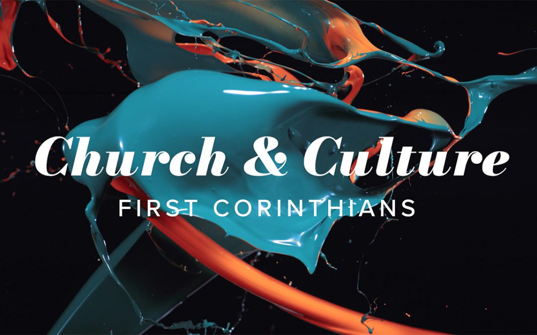 """What's Hair Got To Do With It?"" Church & Culture: Week 3 (1 Corinthians 11:2-16)"