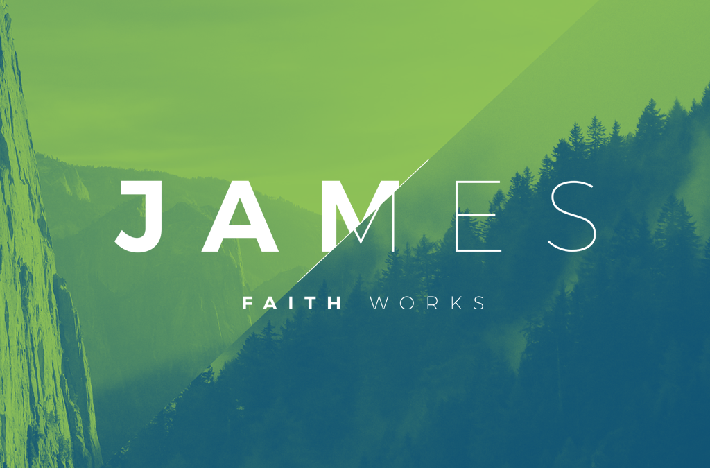 """A Call to Desperate Prayer"" Week 15 (James 5:13-20)"