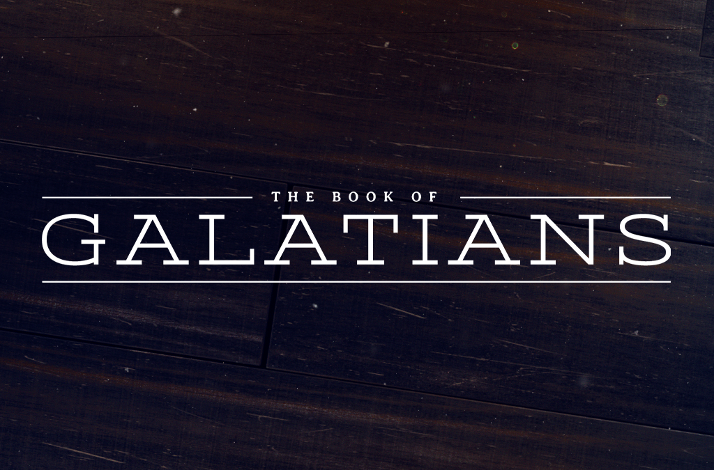 """Justified: Redeemed From the Curse"" Week 6 (Galatians 3:6-14)"