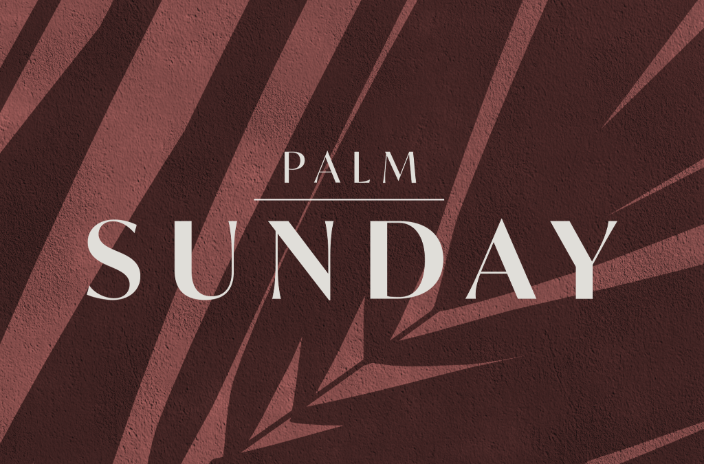 """""""He Stood in Our Place Condemned"""" // Palm Sunday (Luke 23:32-43)"""