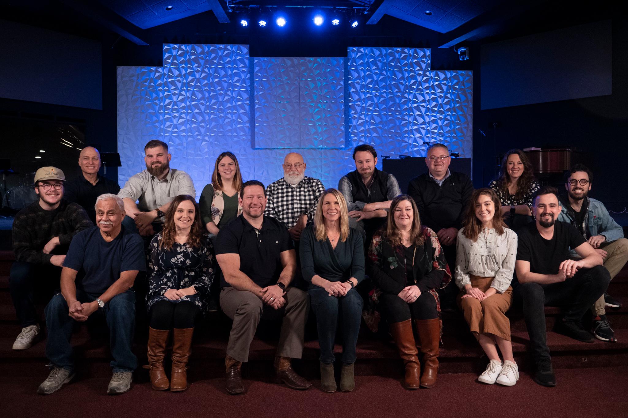 Tabernacle Staff February 2021