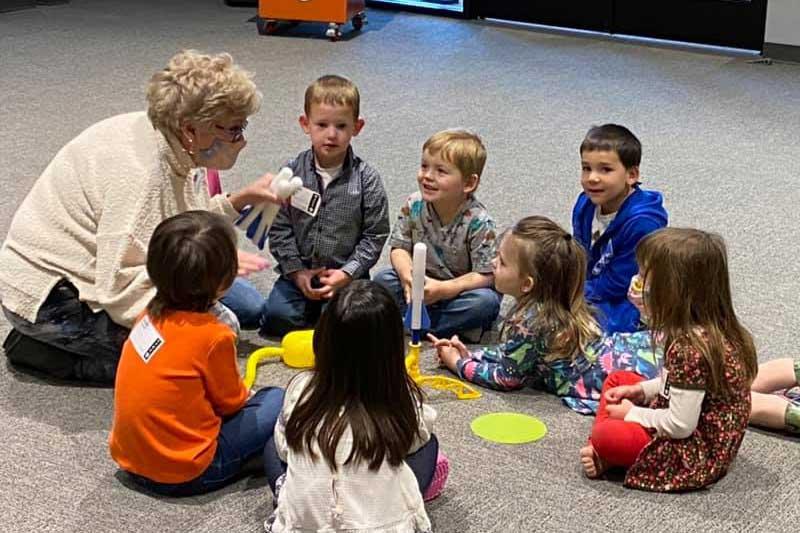 Preschool at Tabernacle
