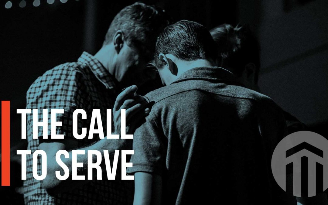 """Deacons // """"The Call to Serve"""" (Acts 6:1-7 / 1 Timothy 3:8-13)"""